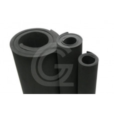 EPDM Celrubberplaat | 100 cm breed | 12 mm dik