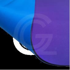 Barracuda Wetsuit Line | Duikpak Neopreen | Plaat 1,3 x 2,1 mtr | Dikte 3 mm | Blauw/Paars