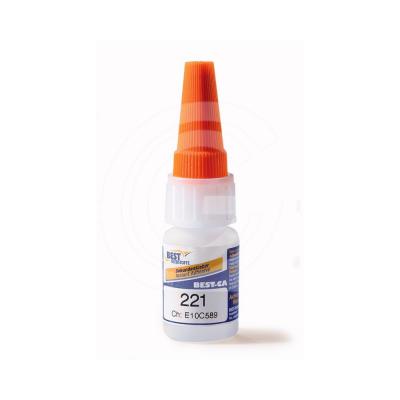 CA221 Cyanoacrylaat Secondelijm