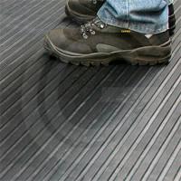 Rubber vloeren en matten