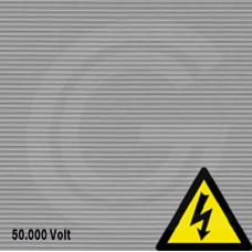 Fijnribloper   elektrisch isolerend (VDE)   grijs   4,5 mm   1.00 breed   rol 10 meter