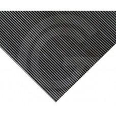 Fijnribloper SBR | zwart | 3 mm | 1.00 breed | rol 10 meter