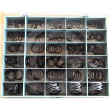 O-ring assortiment box A | INCH-standaard | kleine ringen | NBR | 70 Shore A