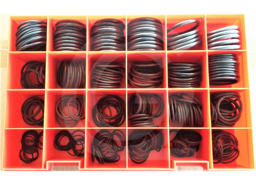 O-ring assortiment boxen