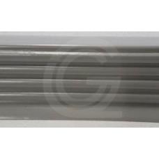 Trapneus | grijs | stuk 4,5 meter