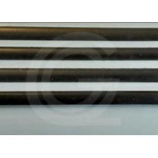 Trapneus | grijs-zwart | stuk 4,5 meter