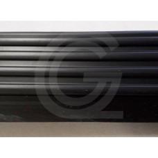 Trapneus | zwart | stuk 4,5 meter