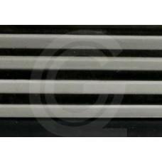 Trapneus | zwart-grijs | stuk 4,5 meter
